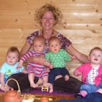 hannah waldman mother and baby yoga teacher bodyorigami yoga hove yoga studio brighton