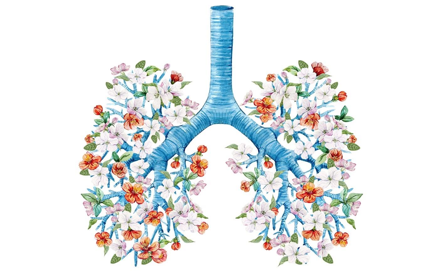 hannah waldman yoga teacher hove lungs breathing